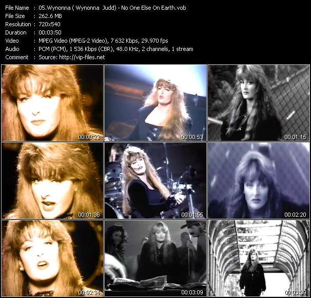 Wynonna (Wynonna Judd) video screenshot