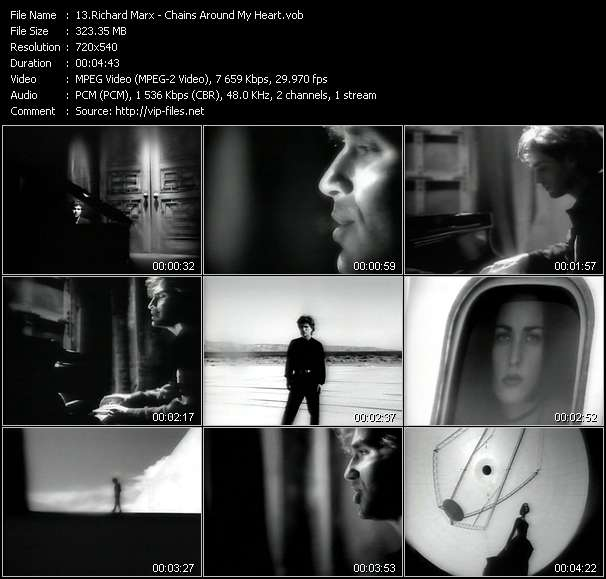 Richard Marx video screenshot