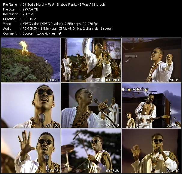 Eddie Murphy Feat. Shabba Ranks video screenshot