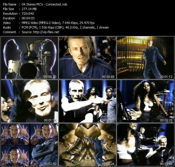 Stereo MC's video screenshot