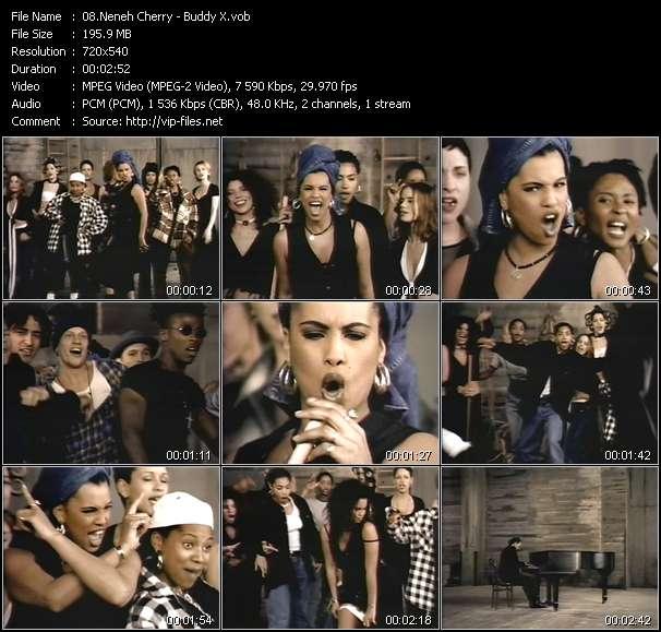 Neneh Cherry video screenshot