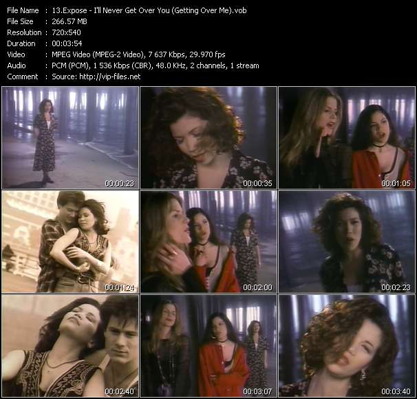 Expose video screenshot