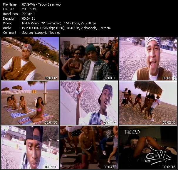 G-Wiz video screenshot