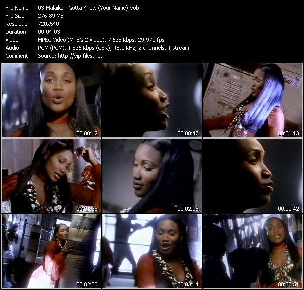 Malaika video screenshot