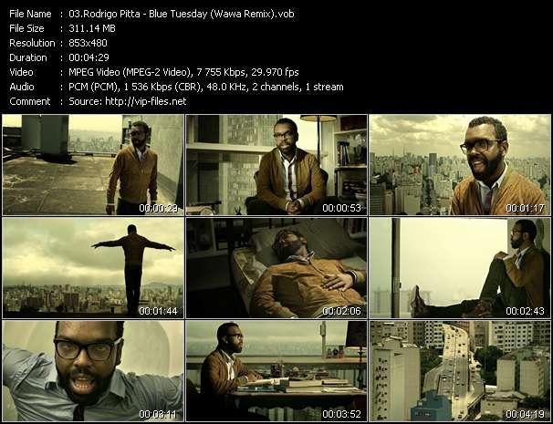 video Blue Tuesday (Wawa Remix) screen