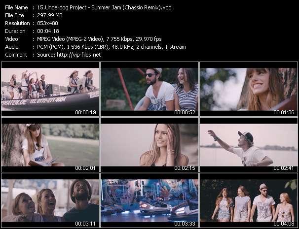 video Summer Jam (Chassio Remix) screen