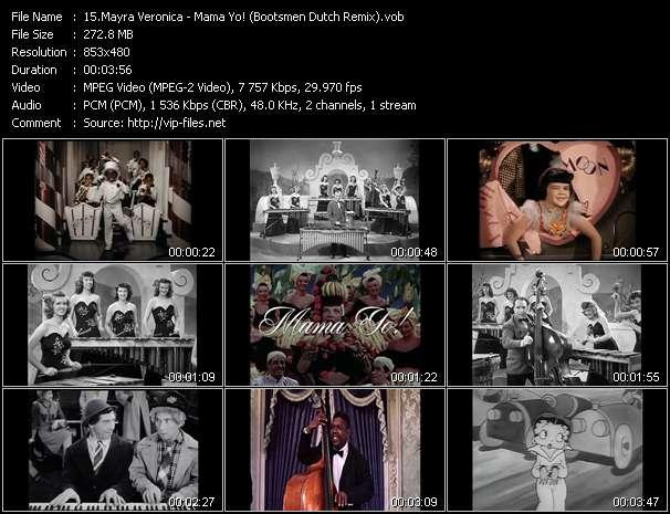 video Mama Yo! (Bootsmen Dutch Remix) screen