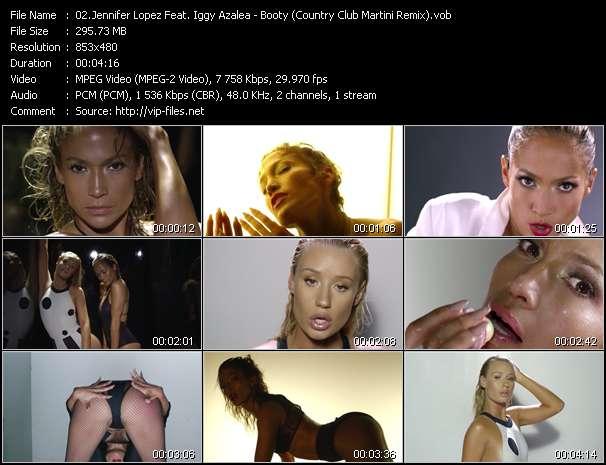 Jennifer Lopez Feat. Iggy Azalea video screenshot
