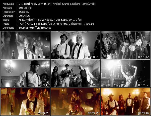 Pitbull Feat. John Ryan video screenshot
