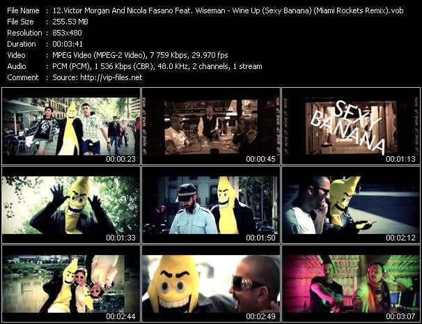 Victor Morgan And Nicola Fasano Feat. Wiseman video screenshot
