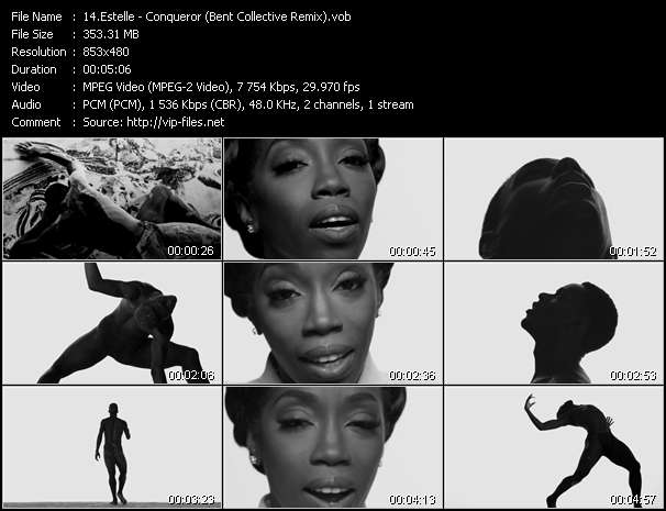 Estelle video screenshot