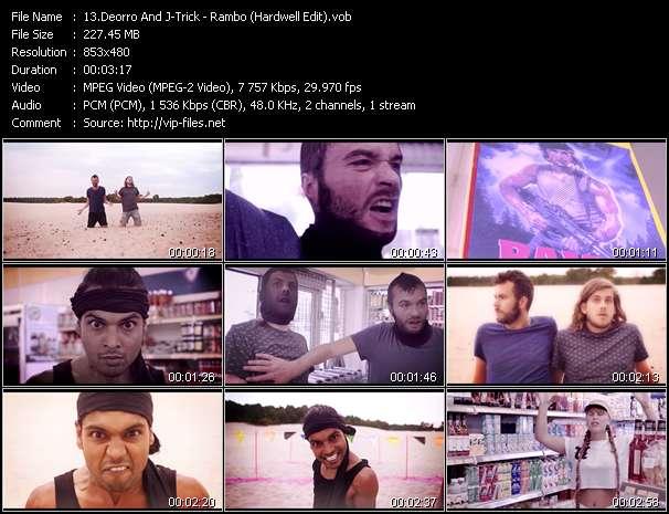 Deorro And J-Trick video screenshot