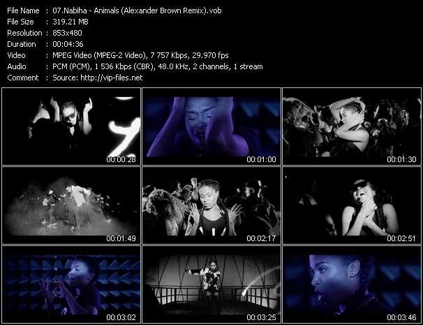 Nabiha video screenshot