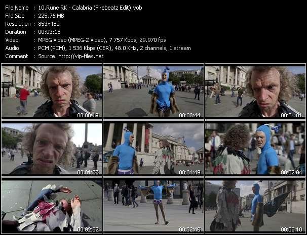 video Calabria (Firebeatz Edit) screen