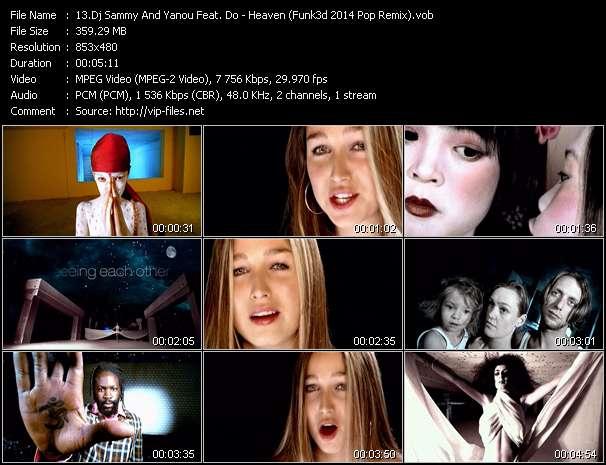 video Heaven (Funk3d 2014 Pop Remix) screen