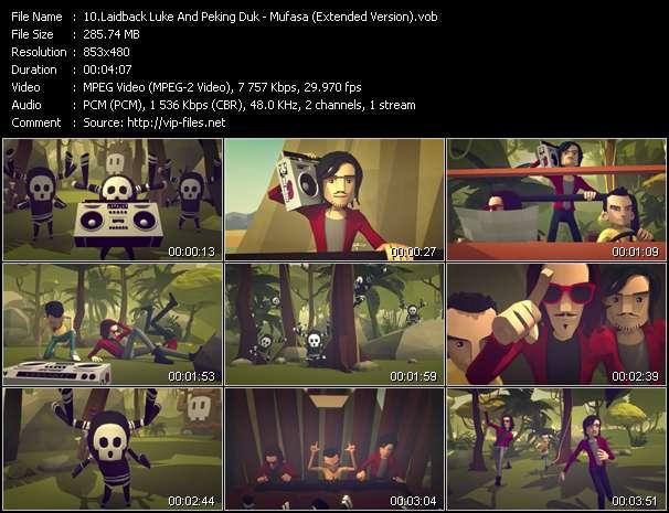 Laidback Luke And Peking Duk video screenshot