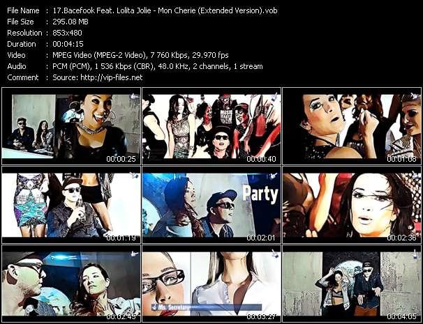 Bacefook Feat. Lolita Jolie video screenshot