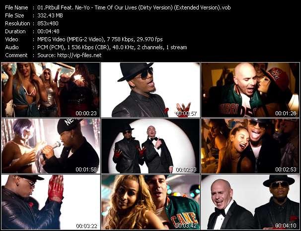 Pitbull Feat. Ne-Yo video screenshot