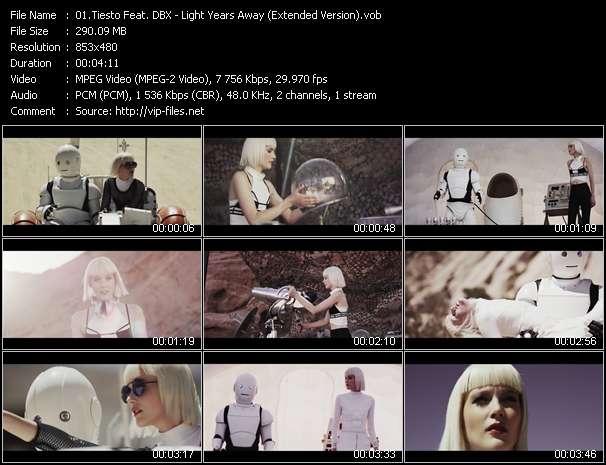 Tiesto Feat. DBX video screenshot