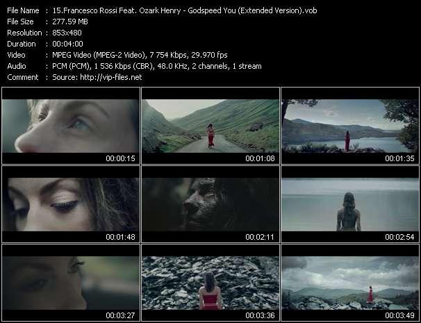 Francesco Rossi Feat. Ozark Henry video screenshot