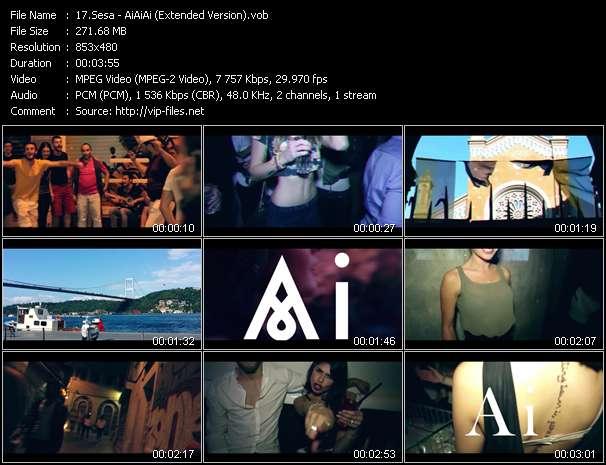 Sesa (Se:Sa) video screenshot