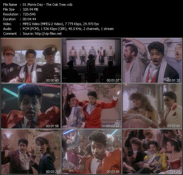 Morris Day video screenshot