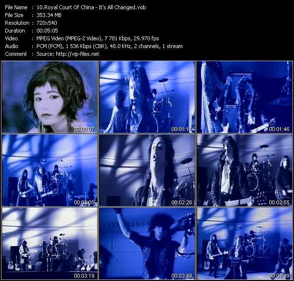Royal Court Of China video screenshot