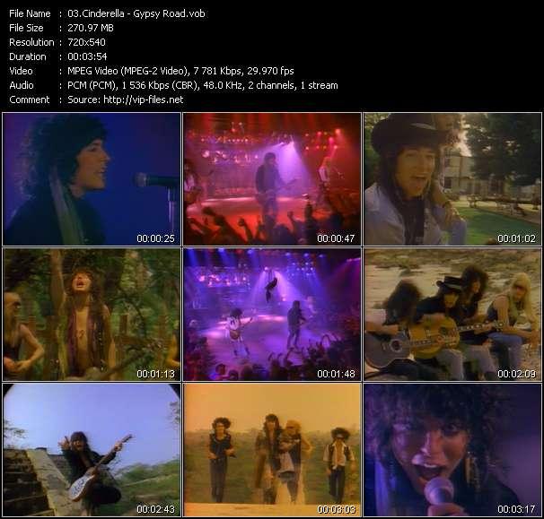 video Gypsy Road screen