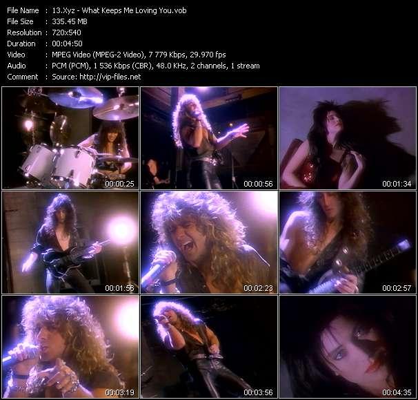 Xyz video screenshot