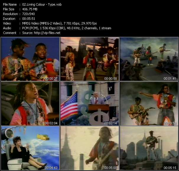 video Type screen