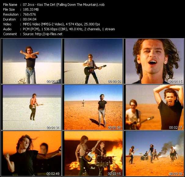 video Kiss The Dirt (Falling Down The Mountain) screen