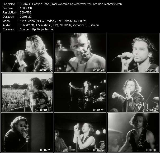 video Heaven Sent (From Welcome To Wherever You Are Documentary) screen