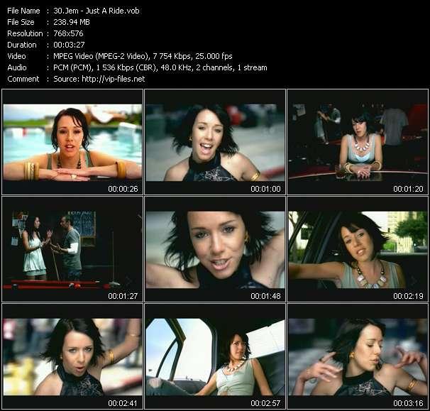 Jem video screenshot