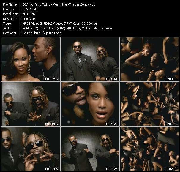 Ying Yang Twins video screenshot