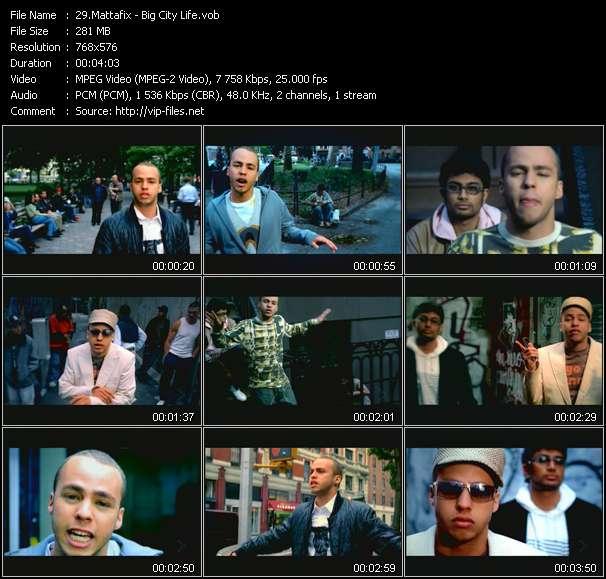Mattafix video screenshot