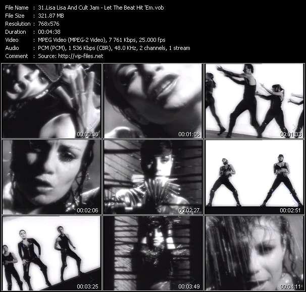 Lisa Lisa And Cult Jam video screenshot