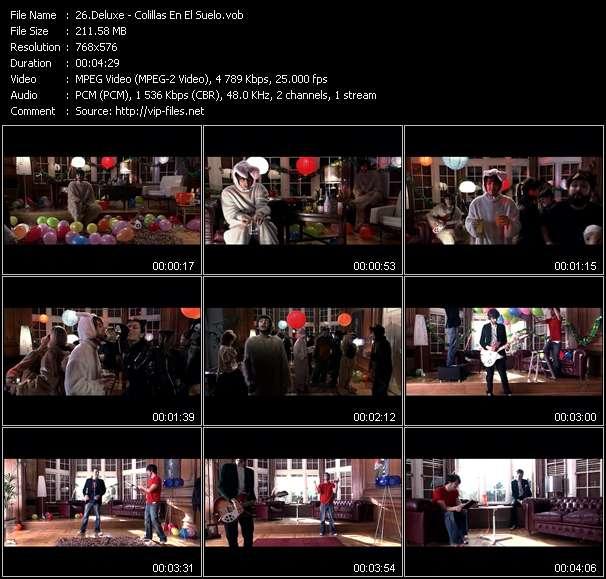 Deluxe video screenshot
