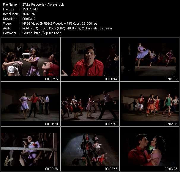 La Pulqueria video screenshot