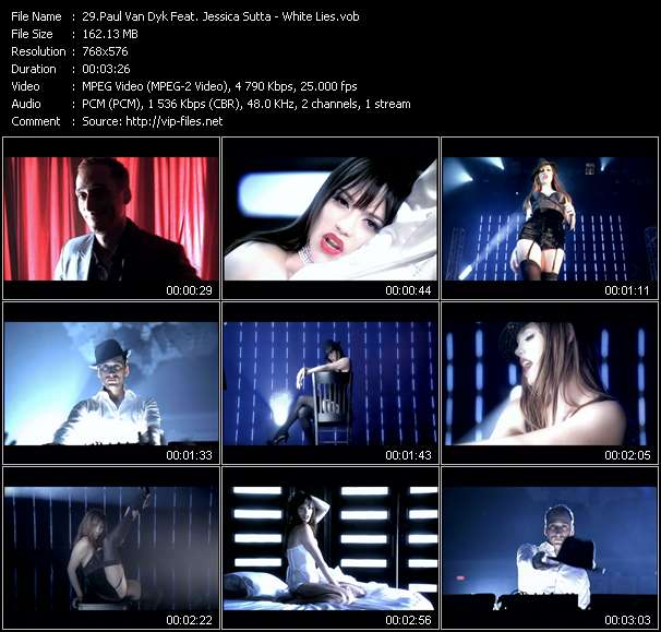 video White Lies screen