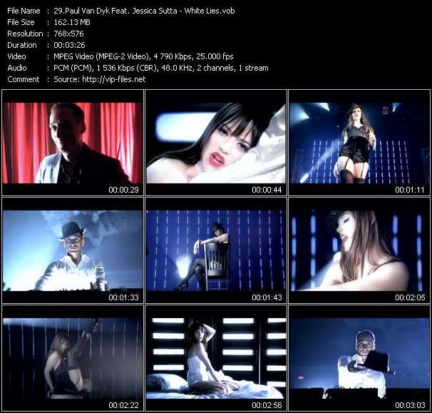 Paul Van Dyk Feat. Jessica Sutta video screenshot