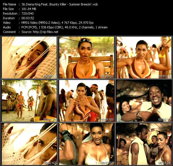 Diana King Feat. Bounty Killer video screenshot