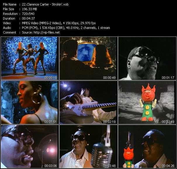 Clarence Carter video screenshot