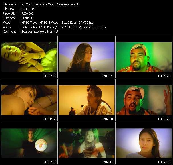 Xcultures video screenshot