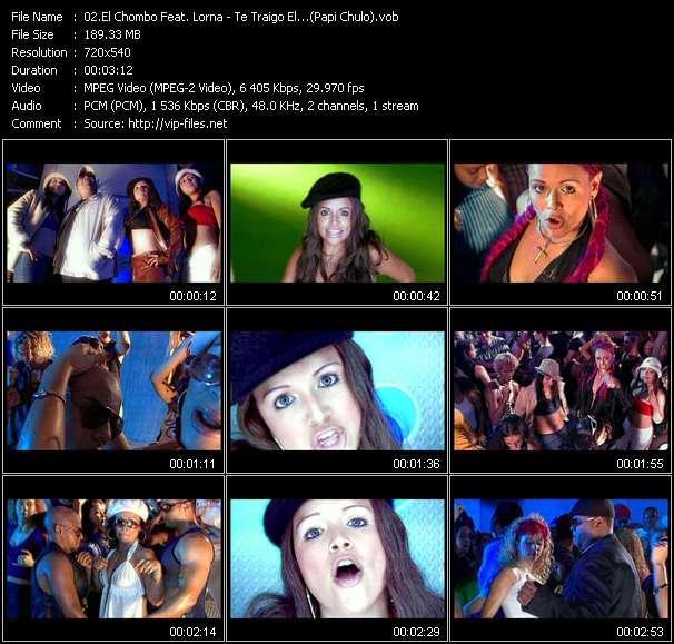 El Chombo Feat. Lorna video screenshot
