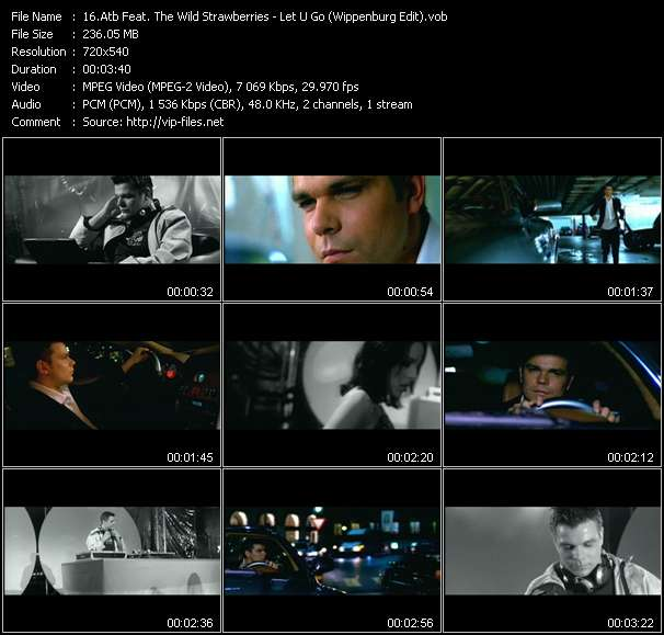 Atb Feat. The Wild Strawberries video screenshot