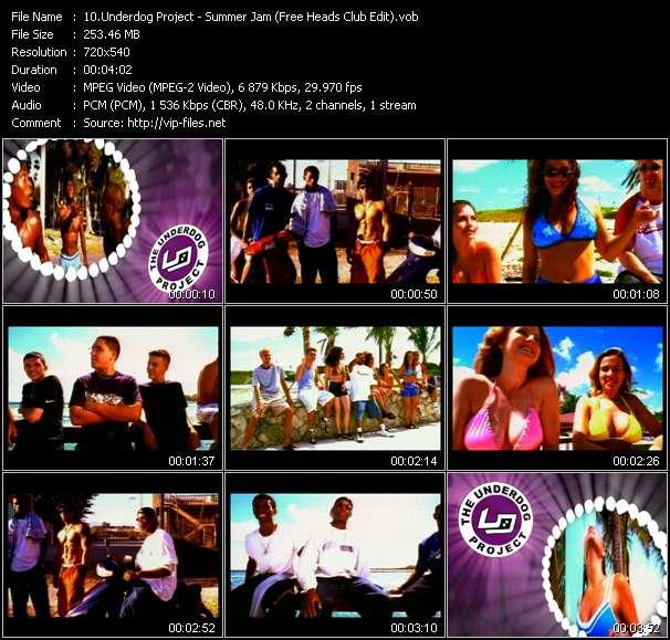 Underdog Project video screenshot