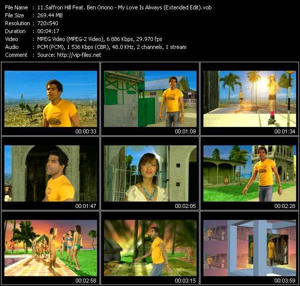 Saffron Hill Feat. Ben Onono video screenshot
