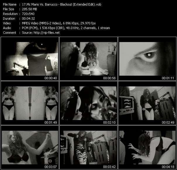 Mc Mario Vs. Barrucco video screenshot