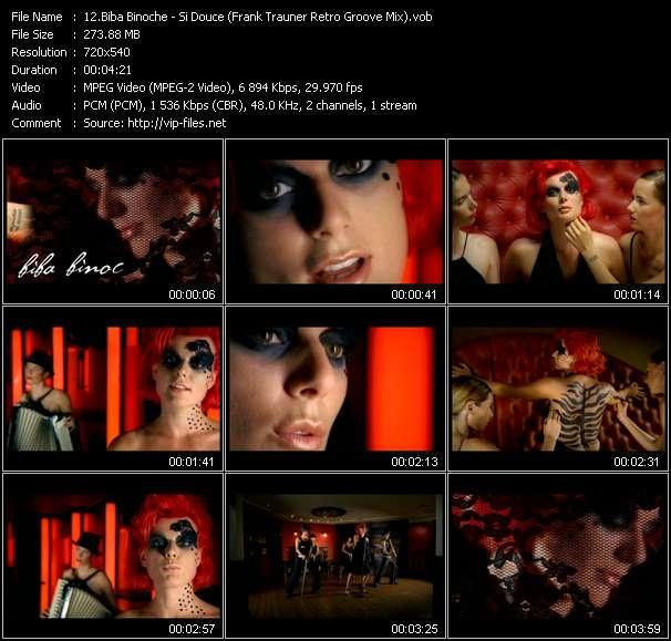 Biba Binoche video screenshot