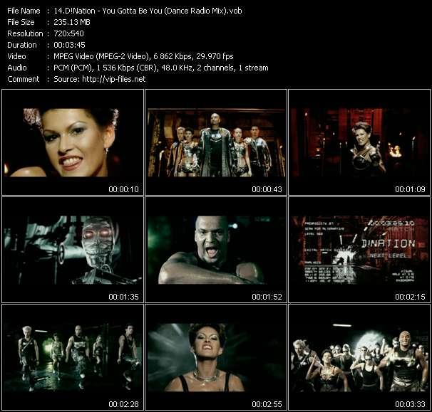 D!Nation video screenshot